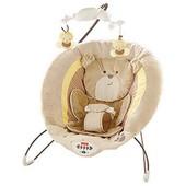 Новый в наличии! Шезлонг, кресло-качалка Fisher-price Маленький мишка
