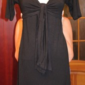 Платье с красивой драпировкой на груди Peskara , р. М