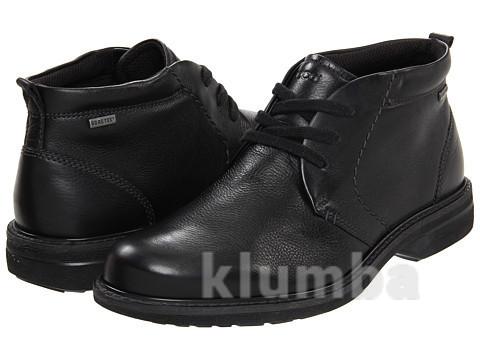 Новые осенне-зимние ботинки ECCO turn waterproof Gore-tex 44 размера фото №1