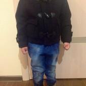 Классная кашемировая куртка Rebel мальчику 3-4 года в отличном состоянии