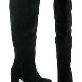 Мега стильные сапоги демисезон зима цвета код: Д-81