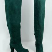 Мега стильные сапоги демисезон зима цвета код: Д-95