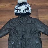 Куртка Mothercare 6-9 м.