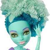 новинка кукла  Монстр монстер хай хани свамп Honey swamp doll Gore Geous Accessories monster high