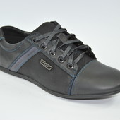 Мужские туфли полуспорт 515-2