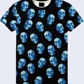 Крутые 3D футболки Новинки