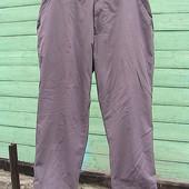 брюки на флисе 48-50р