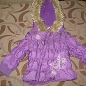 Куртка HTX LittleMe на ріст 80 - 86 см. демисезонна