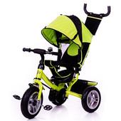 Турбо 3113 велосипед трехколесный детский надувные колеса Turbo trike