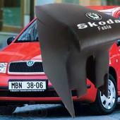 Подлокотник для Skoda Fabia Стильный подлокотник хорошего качества по минимальной цене. цена 200грн