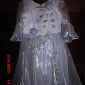 Бальное платье для праздника срочно