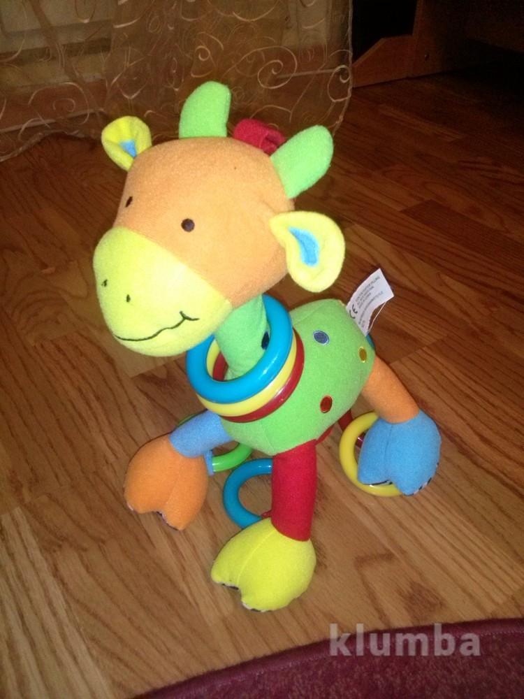 Большая jelly kitten фирменная подвесная игрушка фото №1