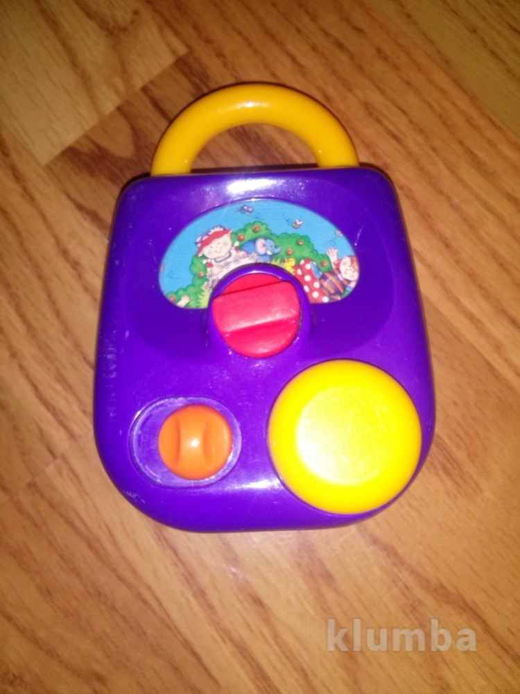 Механичная игрушка колыбельная tolo фото №1