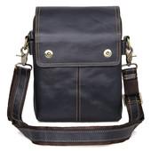 Барсетка клатч мужская сумка из натуральной кожи