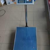 Торговые весы 300 кг напольные платформенные