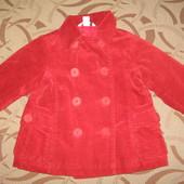 Пальто (куртка) H&M на 1 - 1.5 р. ріст 80 - 86 см. демисезон