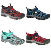 Закрытые детские босоножки сандалии спортивные