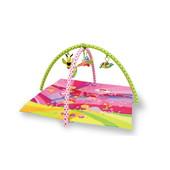 Игровой коврик Сказки розовый 89*83см