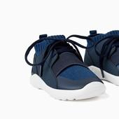 Кроссовки Zara из высокотехнологичной ткани. Р-ры 20-25