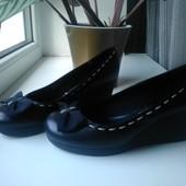 Туфли кожаные р 37 (24)