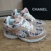 Кроссовки Chanel, шанель