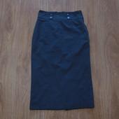 Мега стильная зауженная к низу юбка от H&M, размер 4 (XS-S), состояние идеальное.