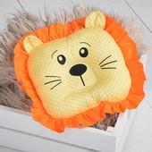 Детская подушка-игрушка для новорожденных