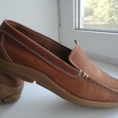 Раз.40.Мужские кожаные туфли Fred de la Bretoniere. Голландия.