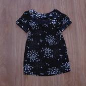 Яркая и нарядная прозрачная блуза Atmosphere, размер 8(36). Состояние новой вещи.