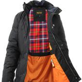 Куртка зимняя мужская Black Snow BS-B330 чёрная