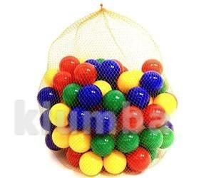 Шарики,мячики для сухого бассейна,палатки. 8 см. фото №1