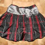 нарядная юбка George 7-8 лет состояние отличное