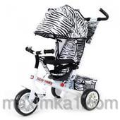 Детский трехколесный велосипед Zoo-Trike 8 расцветок 0005