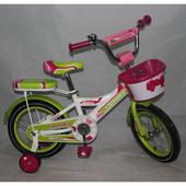 Кросер Райдер 14  Crosser Rider велосипед детский для девочки