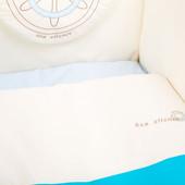 Постельный комплект Putti Sea Silence 6 элементов