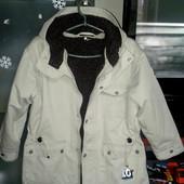 Евро-зима куртка-парка. 140 см