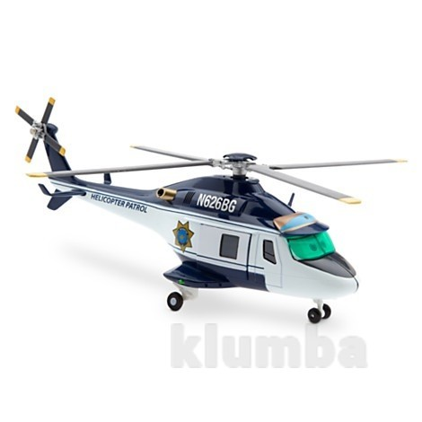 Вертолет Disney Planes fire & rescue Blazin' Blade «Бритва» фото №1