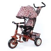 Акция Зоо Трайк Тилли полиуретан велосипед трехколесный детский Tilly Zoo вт- ст -0005