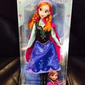 Кукла из холодного сердца Анна оригинал шарнирная