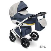 Новинка 2015! Детская универсальная коляска 2 в1 Camarelo Sirion