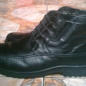 Новые осенне-зимние ботинки Braska 43-44 размера