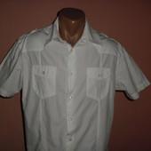 рубашка Peter Werth,сост новой,можно подростку