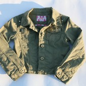 Джинсовая куртка Bluezoo на 9 лет