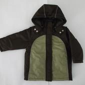 Курточка деми для мальчика 3 лет на рост 98 см