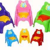 Горшок детский ТМ Flamingo-toys 013317-1. Доставка