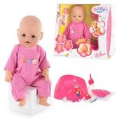 Кукла пупс Baby Doll 9 функций - аналог легендарного Baby Born