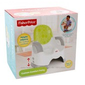 Горшок Fisher-Price в двух цветах