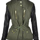 Женская демисезонная куртка парка Libland