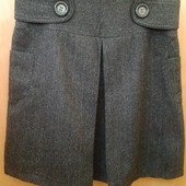 теплая юбка, р 44