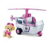 щенячий патруль. собачка Скай на вертолете Paw Patrol - Skyes High Flyin спинмастер